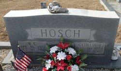 W. C. Hosch