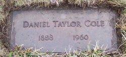 Daniel Taylor Cole