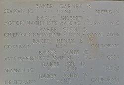 Glen Otis Baker