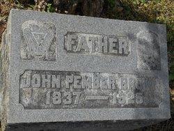 John Pember Brown