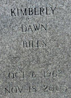 Kimberly <i>Williams</i> Biles
