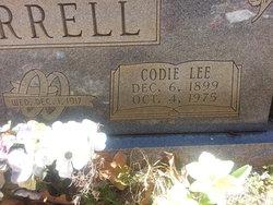Codie Lee <i>Allen</i> Herrell