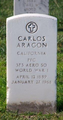 Carlos Aragon