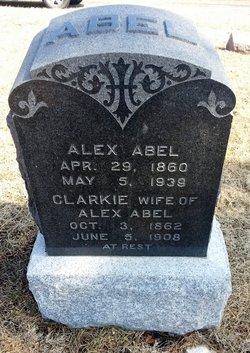 Elizabeth Clarkie <i>Wade</i> Abel