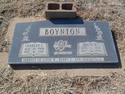 Walter Charles Lewis Boynton