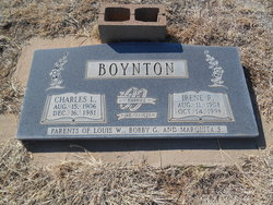 Irene <i>Williams</i> Boynton