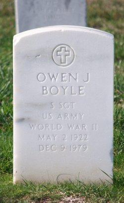 Owen J Boyle