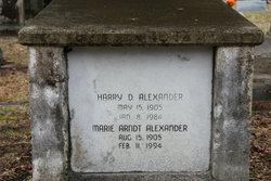 Harry J. Alexander