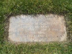 Charlene L Calhoun