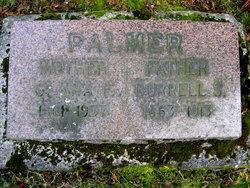Capt Burrell S Palmer