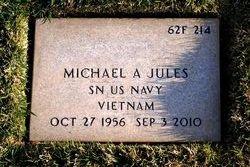 Michael Albert Jules