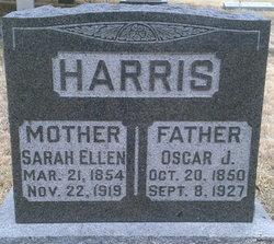 Sarah Ellen <i>Wright</i> Harris