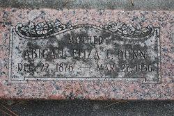 Abigail Eliza <i>Tippets</i> Dunn