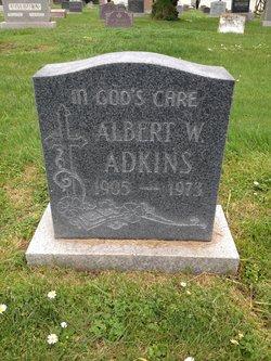 Albert W Adkins