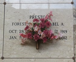 Mabel A. <i>Breakey</i> Preston