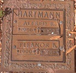 Alfred R Hartmann