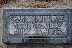 Frank Marion Williams