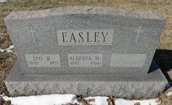 Alberta Margaret <i>McGuire</i> Easley