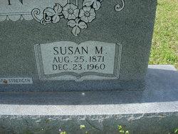 Susan Mary <i>York</i> Tipton
