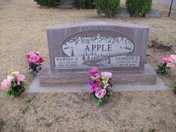 Virginia Carolyn <i>Lineberry</i> Apple