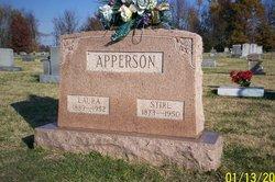 Laura Elizabeth <i>Dike</i> Apperson