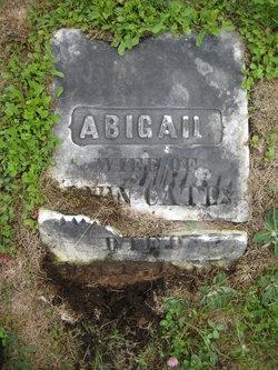 Abigail <i>Huntley</i> Cates