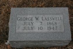 George Washington Lasswell