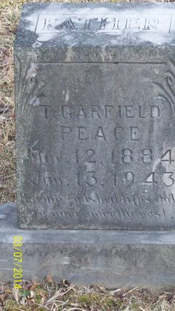 Thomas Garfield Peace