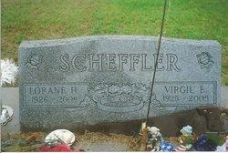 Lorane Hazel <i>Flock</i> Scheffler