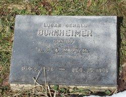 Logan Gerald Burnheimer