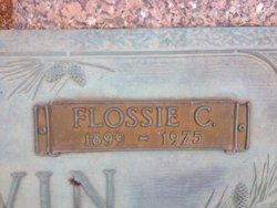 Flossie <i>Crawford</i> Baldwin