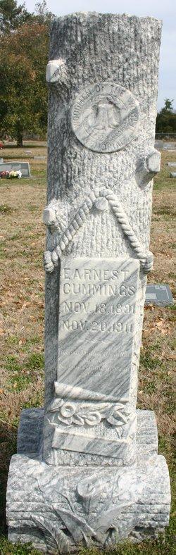 James Earnest Cummings