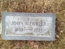 John B Fowler