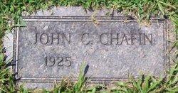 John Cary Alderson Chafin