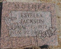 Estella <i>Taylor</i> Jackson