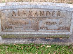 David Hamilton Alexander