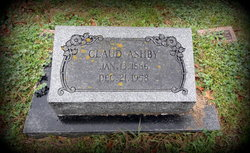 Claud Eugene Ashby