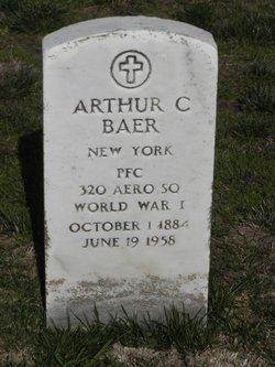Arthur C Baer