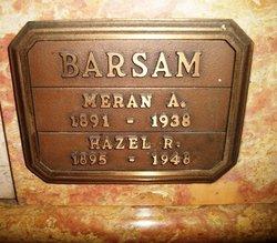 Hazel <i>Robinson</i> Barsam