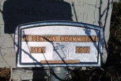 Geneva <i>Haney</i> Cornwell