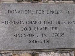 Morrison Chapel Cemetery