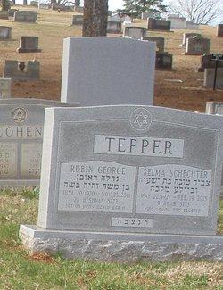 Selma <i>Schechter</i> Tepper