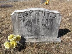 Charles Daniel Bailey