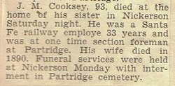 Jefferson M. Cooksey