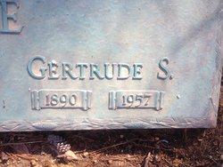 Gertrude S. Hall