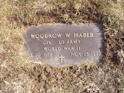 Woodrow W Habeb