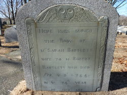Sarah <i>Cooke</i> Bartlett