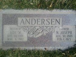 Ada Maranda <i>Larsen</i> Andersen