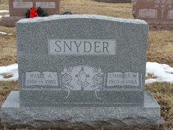 Charles W Snyder
