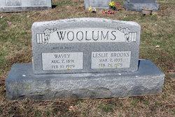 Leslie Elizabeth <i>Brooks</i> Woolums